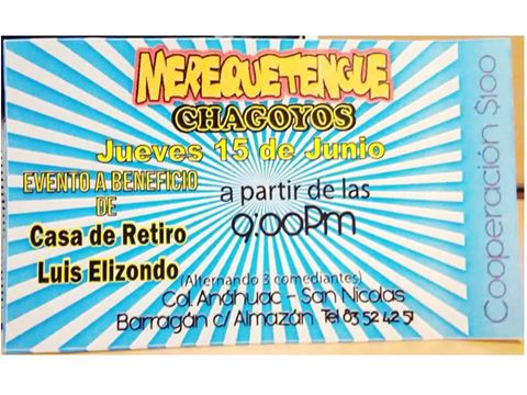 evento merequetengue